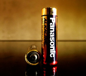 Panasonic batterij